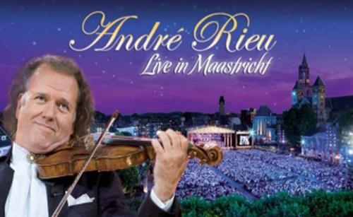 Andre Rieu Live In Maastricht 2017, transmis la București