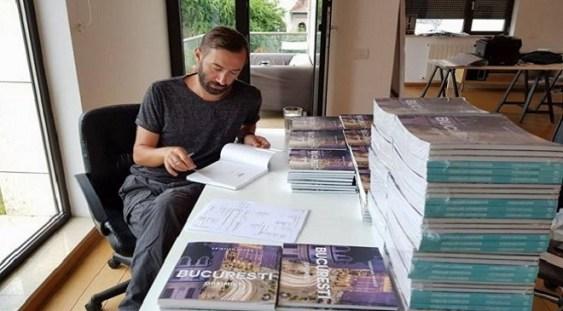 """Albumul """"Bucureşti optimist"""" va fi lansat pe 25 iulie"""