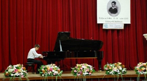 Laureaţii Concursului 'Carl Filtsch'