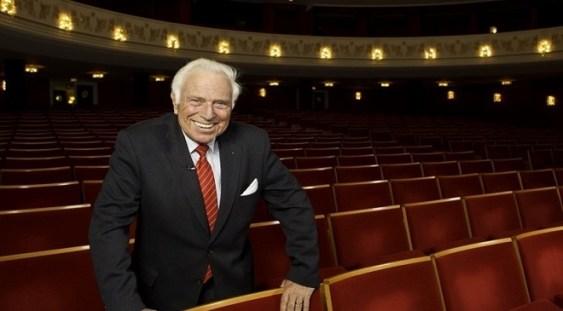 Ioan Holender (82 de ani), sărbătorit de ICR Viena
