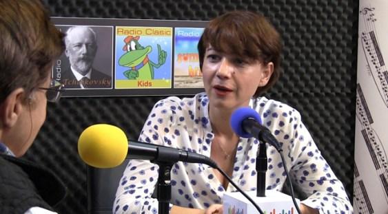 Ediție specială FNT: interviu cu actrița Mirela Oprișor