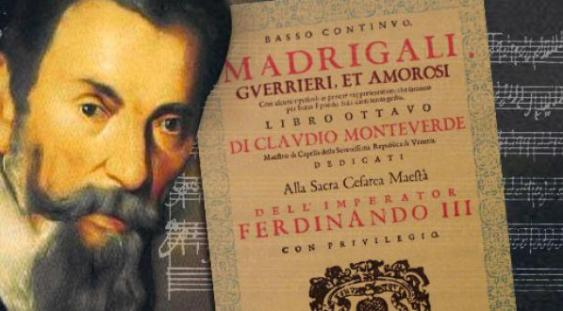 Concert coral Claudio Monteverdi la Filarmonica Enescu