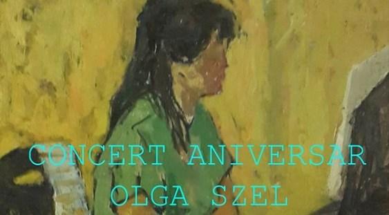 Profesoara Olga Szel este sărbătorită, la 75 de ani, la Ateneu