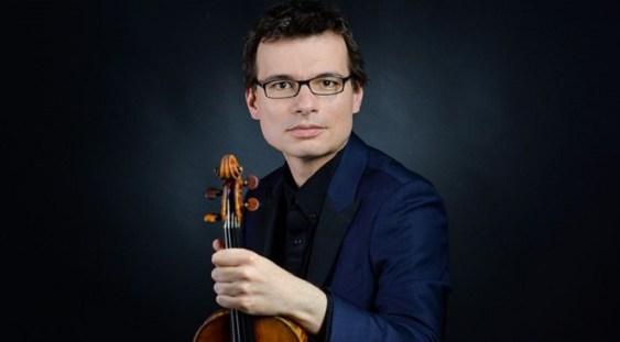 Bihor: Violonistul Alexandru Tomescu va cânta pentru orădeni şi pentru copiii bolnavi de la Spitalul Municipal