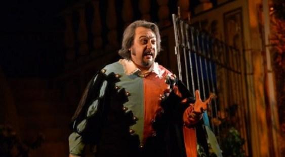 'Rigoletto' pe scena Sălii Radio