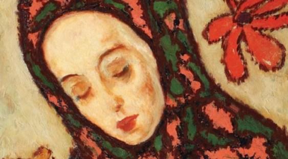 """""""Primăvară"""", de Nicolae Tonitza, este vedeta Licitaţiei Maeştri ai Portretului la Artmark"""