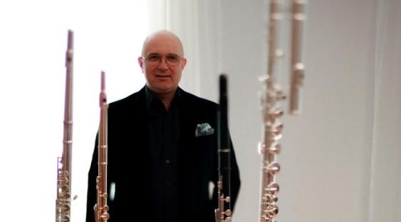 Flautistul Ion Bogdan Stefanescu revine la Sala Radio