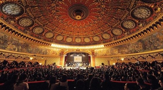 Concert de gală la Ateneul Român susținut de Camerata Regală și Corul Regal