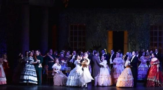 Evgheni Oneghin, la Opera Națională București