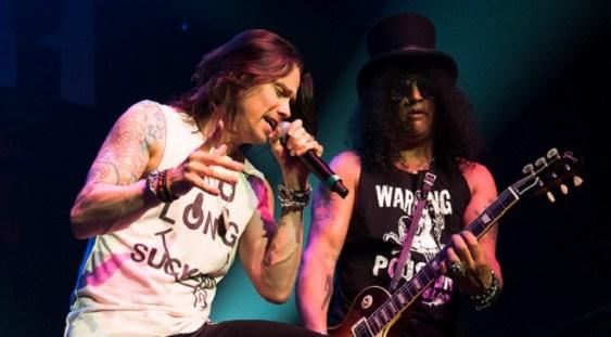 Slash, chitaristul trupei Guns N' Roses, lansează un nou album cu Myles Kennedy şi The Conspirators