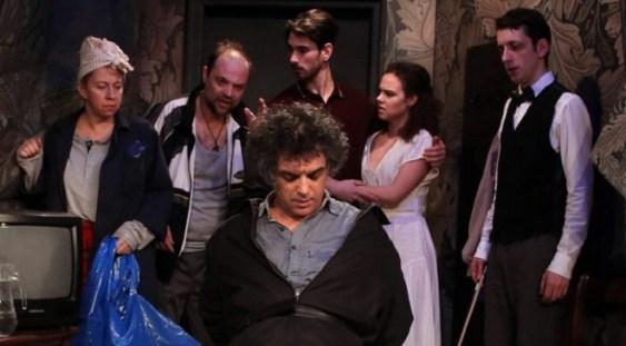 """Spectacolul """"20 de minute cu îngerul"""" @ Teatrul de Comedie"""