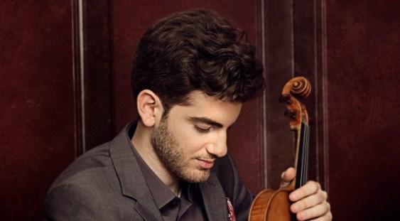 Concert Emmanuel Tjeknavorian @ Ateneul Român