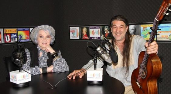 Margareta Paslaru de vorbă cu Zoltan Octavian Butuc