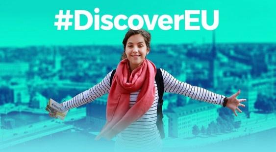 Românii care au vârsta de 18 ani la 1 iulie 2018 pot să se înscrie online, începând de marți, pentru a putea obține bilete de tren gratuite pentru călătorii în statele din Uniunea Europeană, în cadrul programului DiscoverEU