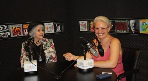 Margareta Paslaru de vorbă cu Loreta Popa