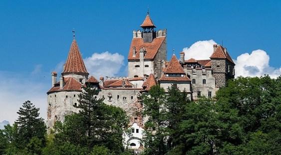"""""""Nocturnele Castelului Bran"""""""