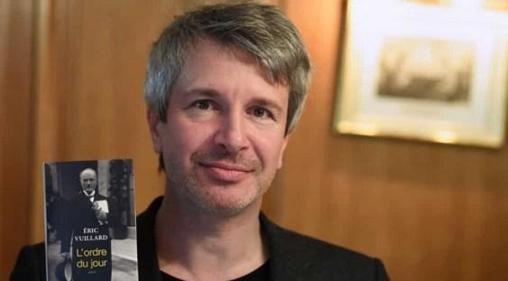 Scriitorul francez Eric Vuillard vine în România