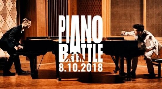 Mai puţin de o săptămână până la cel mai nonconformist concert de muzică clasică, PIANO BATTLE