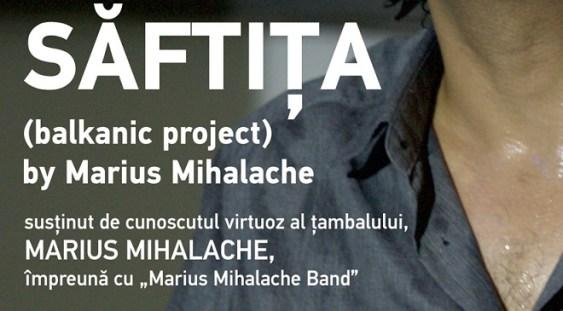 Week-end cu Săftița, în noul Amfiteatrul TNB!
