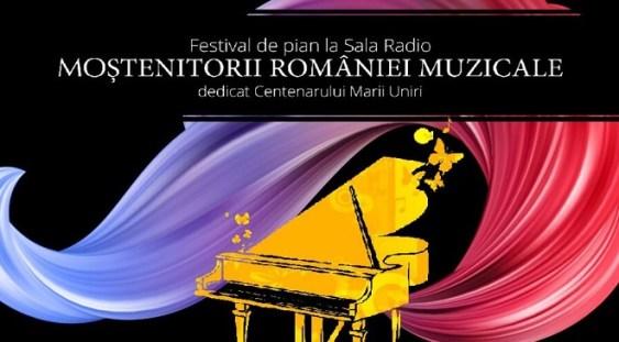 """Începe Festivalul """"Moștenitorii României Muzicale"""""""