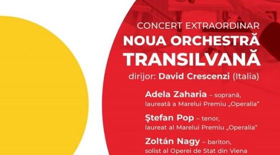 Adela Zaharia, Ştefan Pop, Zoltan Nagy şi Alin Anca gală extraordinară de operă la Ateneul Român
