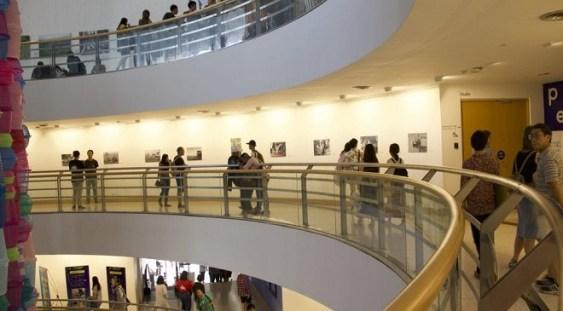Radu Afrim a reprezentat România la Bienala de Artă de la Bangkok