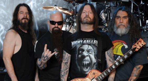 Trupa Slayer – ultimul concert în România