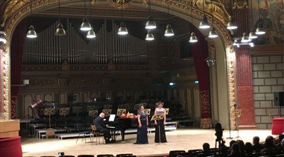 Familia Manoleanu, în recital la Ateneul Român