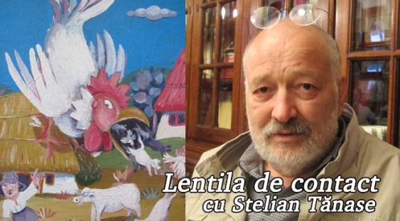 Lentila de contact cu Stelian Tănase – Poveste de iarnă