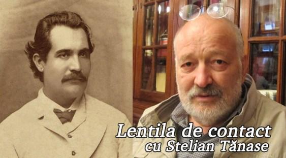 Lentila de contact cu Stelian Tănase – Ziua lui Eminescu