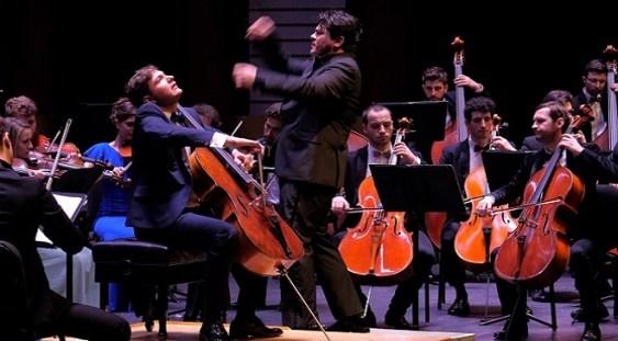 Se încheie turneul american al Orchestrei Naționale Simfonice a României