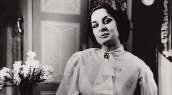 Actriţa Leonora Popescu a murit