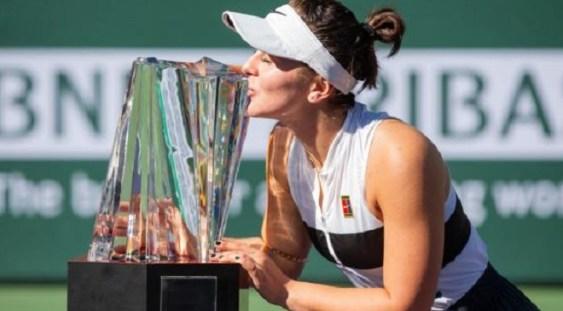 Bianca Andreescu câștigă Indian Wells 2019, după o luptă extraordinară cu Angelique Kerber.