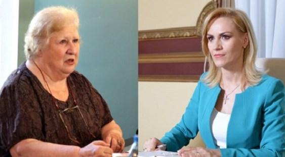 Dorina Lazăr a câştigat procesul cu Gabriela Firea, care a demis-o din fruntea Teatrului Odeon în urmă cu doi ani