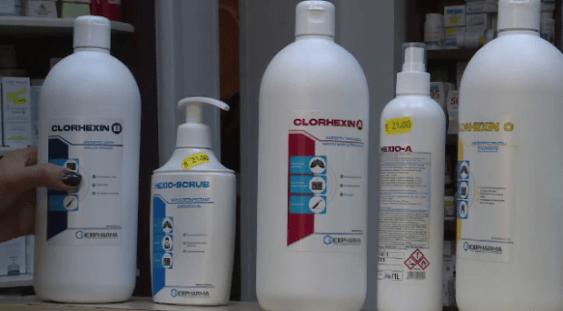 Un nou caz Hexi Pharma. Percheziții la companii care produc şi importă dezinfectanți pentru spitale