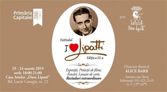 Festivalul I Love Lipatti, ediția a III-a