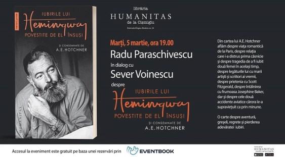 Radu Paraschivescu în dialog cu Sever Voinescu
