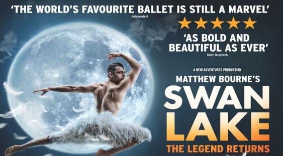 Lacul lebedelor de Matthew Bourne @ Happy Cinema