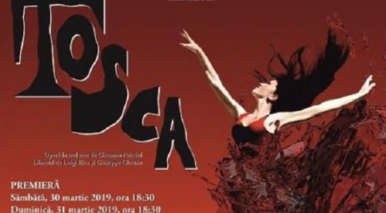 """""""Tosca"""", într-o nouă punere în scenă la ONB"""