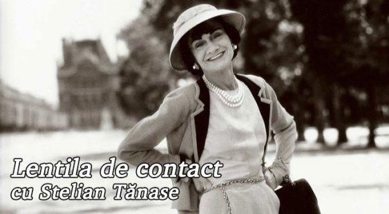 Lentila de contact cu Stelian Tănase – Parfum de Chanel