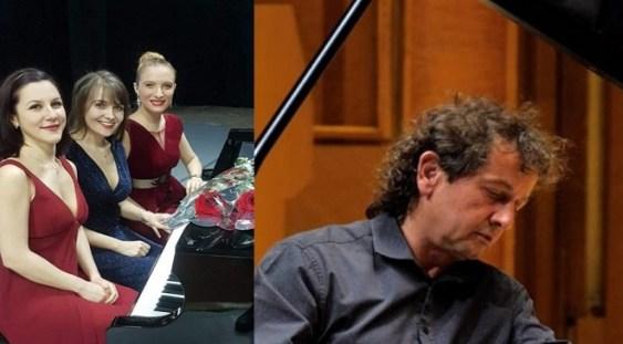Dueluri pianistice la Palatul Mogoșoaia