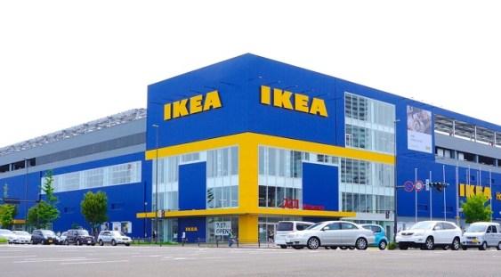 IKEA deschide luni cel de-al doilea magazin din România