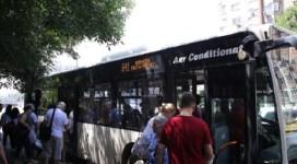 Primăria Capitalei va șterge de pe toate mijloacele de transport în comun numele instituției