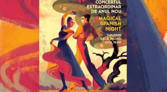 Magical Spanish Night