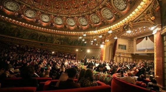 Concert integral Mozart la Filarmonica George Enescu