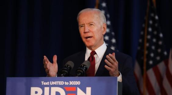 """Joe Biden a aterizat în Europa: """"America s-a întors"""""""