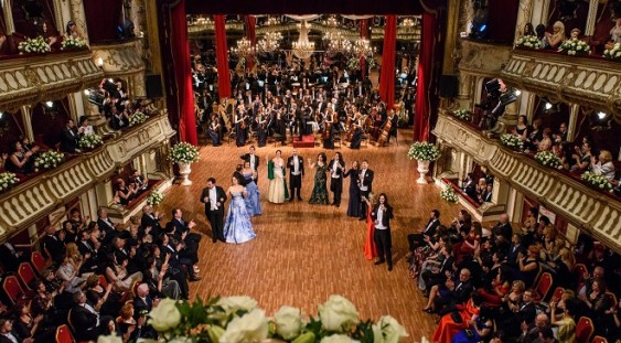 Balul Operei din 2019, online la Opera Naţională Română din Cluj-Napoca