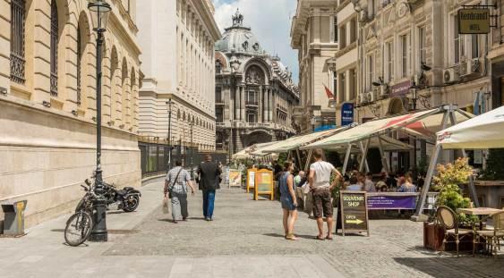 Bucureștiul intră în scenariul verde și se aplică noi relaxări