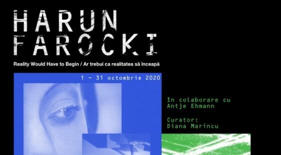 Expoziție amplă dedicată marelui regizor Harun Farocki la Art Encounters