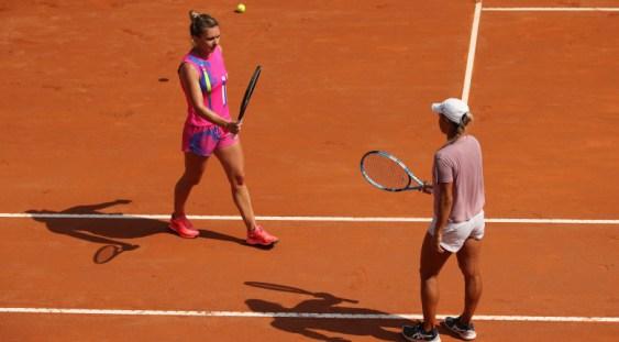 WTA Roma: Simona Halep o va întâlni pe Karolina Pliskova în finală